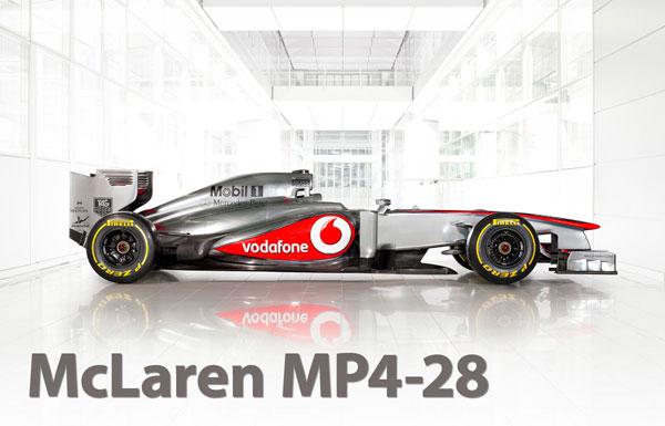 新車解説】マクラーレンmp4 28、フロントエンド一新の野心作 F1ライフ 【f1画像】2013年のマシン
