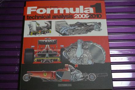 『Formula 1 Technical Analysis 2009-2010』(洋書)